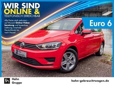 gebraucht VW Golf Sportsvan 1.6TDI EU6 Allstar Xen Tempo
