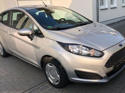 second-hand Ford Fiesta 1.5 TDCi Trend