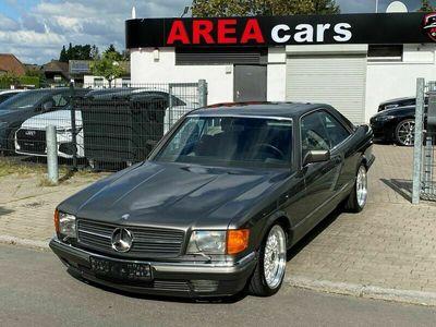 gebraucht Mercedes 500 SECH-KENNZEICHEN BBS SCHIEBEDACH