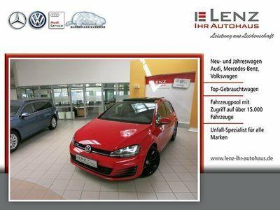 gebraucht VW Golf GTD DSG Euro 6 *Navi*Panodach*Kamera*Leder*