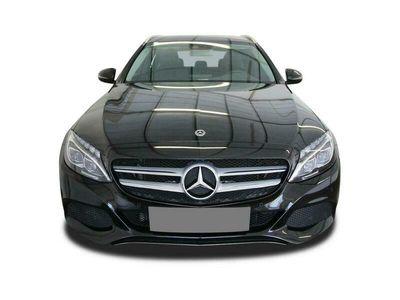 gebraucht Mercedes C200 C 200T Avantgarde LED*AHK*NAVI*SITZHEIZUNG*ALU