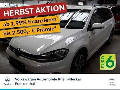 gebraucht VW Golf VII Variant VII 1.0 TSI Join BMT Navi Einparkhilfe Klima uvm