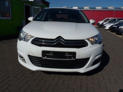 gebraucht Citroën C4 Lim. Selection TEILLEDER KLIMAAUTOMATIK