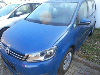 usado VW Touran 1.6TDI-BMT-AHK
