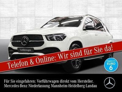 gebraucht Mercedes GLE350 d 4M AMG Fahrass WideScreen Pano Multibeam