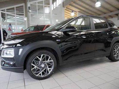 gebraucht Hyundai Kona 1.6 GDI Hybrid Premium DAB/TEMPO/AAC