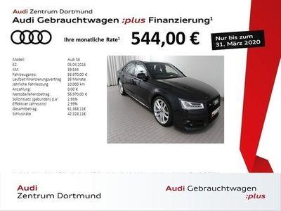 gebraucht Audi S8 4.0TFSI qu. Matrix/HuD/Sportabgas./GSD HeadUp P (N
