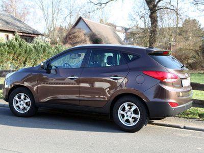 gebraucht Hyundai ix35 2.0 CRDi 4WD Automatik Premium