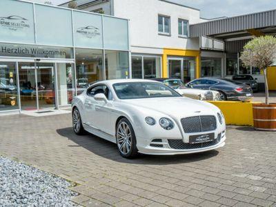 gebraucht Bentley Continental GT GT Speed/Sportexterieur/Kamera/Dt/1a Zustand!