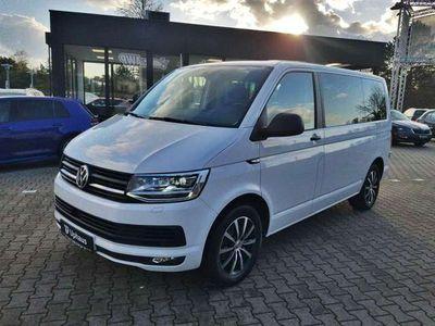 gebraucht VW Multivan T6Trendline 2,0TDI DSG*Navi*LED*ACC*SHZ*6Sitze*AH...