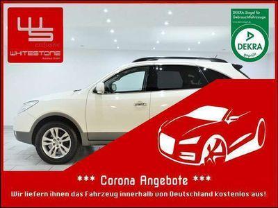 gebraucht Hyundai Veracruz Aut Leder Navi GSD 7 Sitzer Xenon AHK PDC