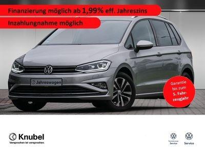 gebraucht VW Golf Sportsvan United 1.0 TSI