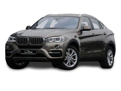 gebraucht BMW X6 xDrive40d AHK/Rόckfahrkam./Glas-D./Head-Up -