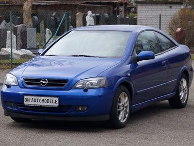 gebraucht Opel Astra 2.2 16V Coupe Bertone *Klimaautomatik*