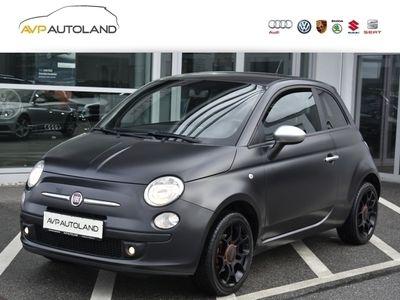 gebraucht Fiat 500 1.4 16V Rock Star | EINPARKHILFE |