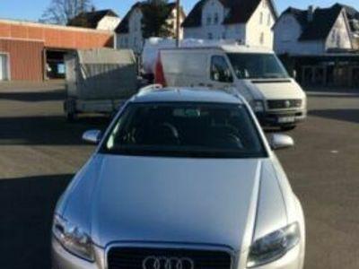 gebraucht Audi A4 Avant 2.0 T FSI, Klimaanlage, Navi, PDC