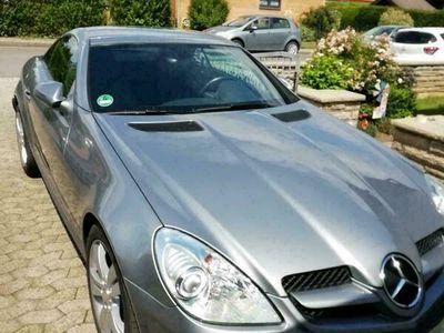gebraucht Mercedes SLK200 als Cabrio/Roadster in Söhlde