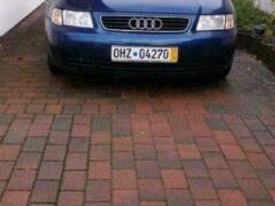 gebraucht Audi A3 8l 1.6er