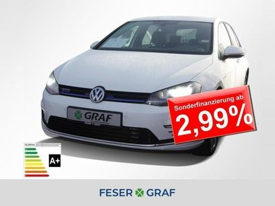 gebraucht VW Golf VII GTE 1.4 TSI 110kW DSG Plug In Hybrid