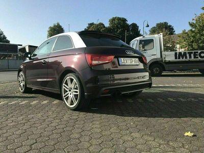 gebraucht Audi A1 Sportback S-Line - TÜV NEU