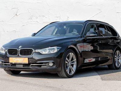 gebraucht BMW 325 3 Serie d Touring Aut. Sport Line Navi LED Parkassist