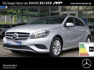 gebraucht Mercedes A180 CDI Style Navi Becker Map Panora Totwinkel