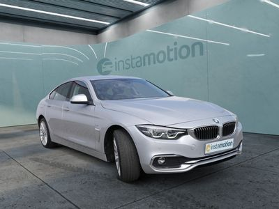 gebraucht BMW 420 Gran Coupé 420 Gran Coupé xDrive Luxury Line LEDER+NAVI+HUD