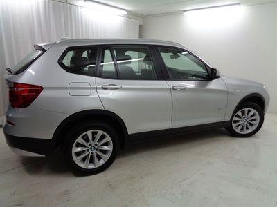gebraucht BMW X3 xDrive30d / AHK/18''LMR/SHZ/PDC/Tempomat/F25