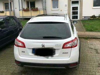 gebraucht Peugeot 508 hybrid diesel 4x4