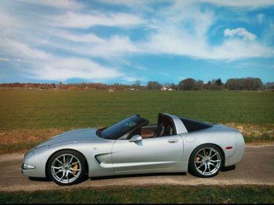 gebraucht Corvette C5 EU Model Targa