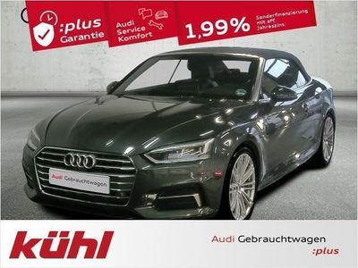 gebraucht Audi A5 Cabriolet 2.0 TFSI S tronic Sport LED 19 Zoll