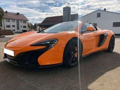 gebraucht McLaren 650S Spider Carbon*Alcantara*Klappenauspuff*VOLL