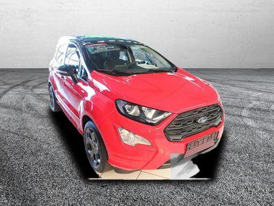 gebraucht Ford Ecosport ST-LINE NAVI XENON B&O LM17