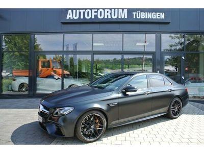 gebraucht Mercedes S63 AMG E4MATIC+ *EDITION1*KERAMIK*TV*CARBON*VOLL*