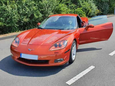 gebraucht Corvette C6 deutsches Auto Z51 handgeschaltet als Sportwagen/Coupé in Köln