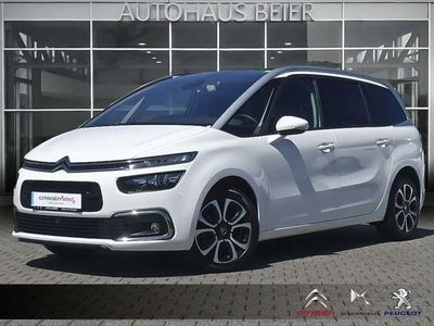 gebraucht Citroën C4 SpaceTourer BlueHDi 130 Shine *Kam*Navi*Pano*