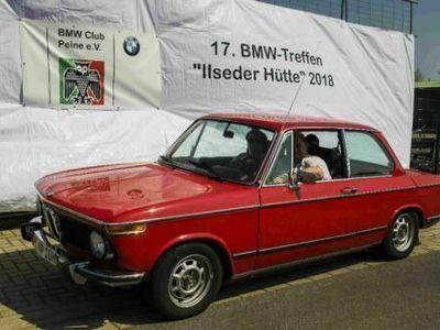 käytetty BMW 1602 Bj 1974 Oltimer mit H Zulassung Restauriert