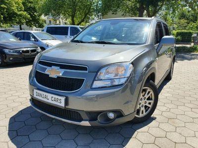 gebraucht Chevrolet Orlando 1.8 LT,7SITZE,NAVI,PDC,ALU