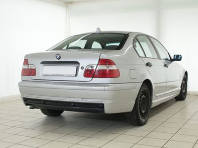 gebraucht BMW 320 d M-Paket, PDC, Xenon, Tempomat, MFL