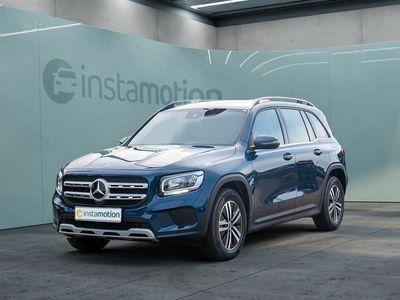 gebraucht Mercedes GLB200 GLB 200 d Style Sound Spiegel-P. Licht&Sichtd Style Sound Spiegel-P. Licht&Sicht