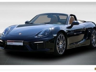 used Porsche Boxster GTS BOSE PDLS+ PCM inkl. Navi 20-Zoll