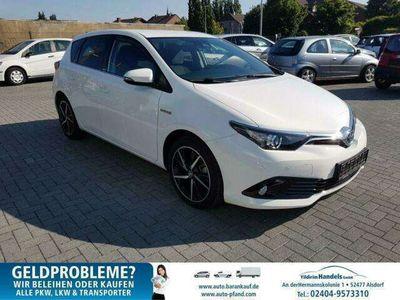 gebraucht Toyota Auris Hybrid Edition-S+,1HD,PDC,R.KAMERA,SITZH.
