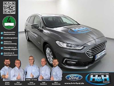 gebraucht Ford Mondeo Turnier 2.0 Hybrid Aut. (AHK+ACC+DAB)