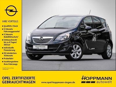 gebraucht Opel Meriva B Innovation 1.4 Turbo
