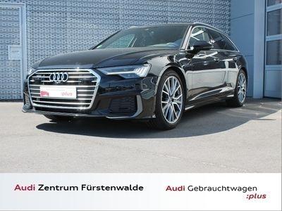 gebraucht Audi A6 Avant Sport 2.0 TDI S line AZV NAVI PANODACH