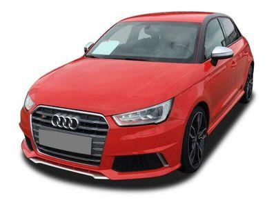 gebraucht Audi S1 Sportback 2.0 TFSI q., Navi plus, Komfortschl., Exterieur