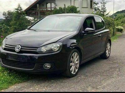 gebraucht VW Golf VI VwHighline Klimaautomatik,Alcantar...