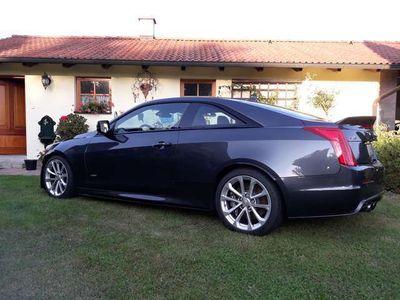 gebraucht Cadillac ATS -V Coupe 3.6TT V6 RWD AT8 Premium
