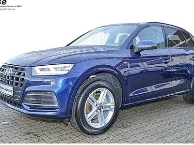 gebraucht Audi Q5 S line sport 2,0 TDI quattro S tronic Klima