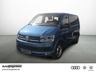 gebraucht VW Multivan T6Trendline 2.0TDI DSG+LED+AHK+STANDHZG